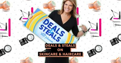 'GMA' Deals & Steals on skin care and hair care