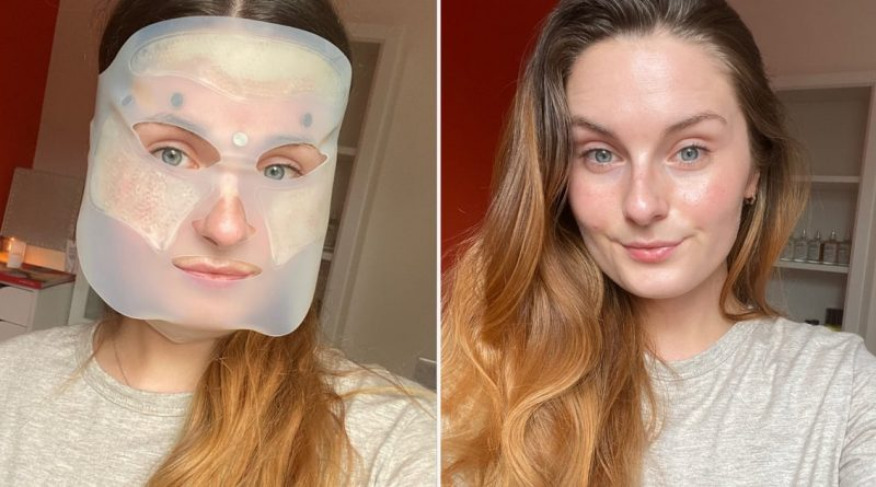 Charlotte Tilbury Cryo-Recovery Mask Review With Photos