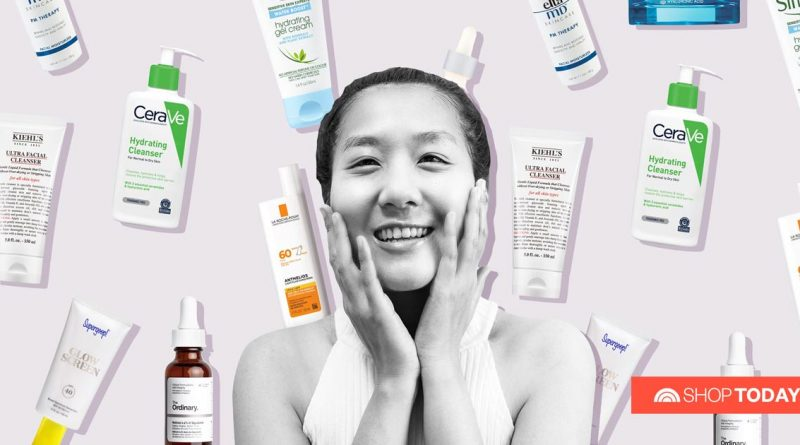 16 best skin care products for your 20s, according to experts