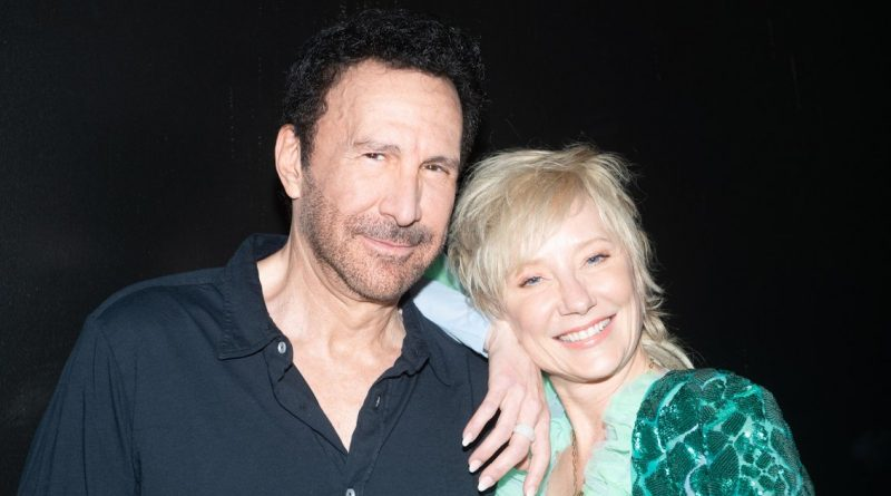 Anne Heche Is Dating New Boyfriend Peter Thomas Roth