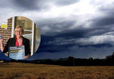 Murrumbidgee Local Health District issues thunderstorm asthma alert | The Young Witness