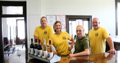 Wine-making hobby spurs development of new vineyard south of Brady | Food and Cooking