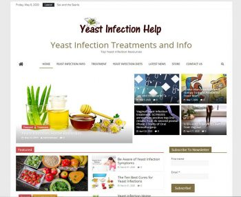 Yeast Infection Women's Health Resource Website