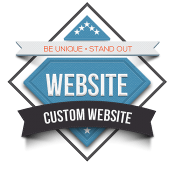Custom Designed Website