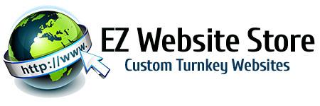 EZ Website Store - Turnkey Websites, Custom Websites