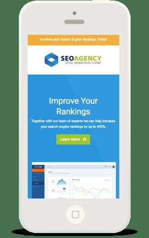 SEO optimized websites